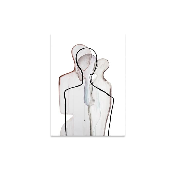 Mother 30 x 40 cm von Paper Collective