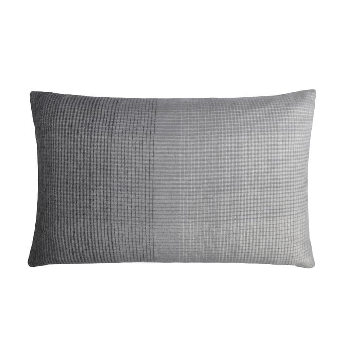 Horizon Kissenbezug 40 x 60 cm, grau von Elvang