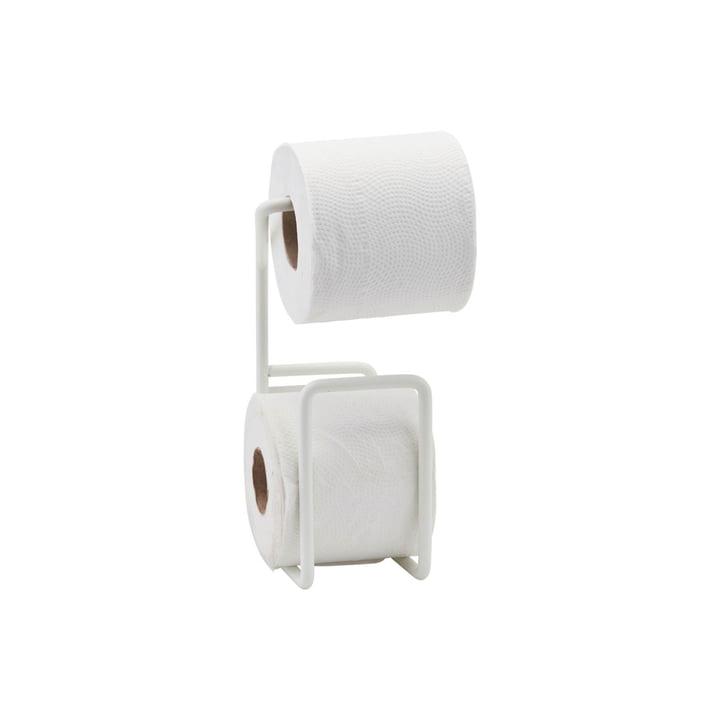 Via Toilettenpapierhalter, weiss von House Doctor