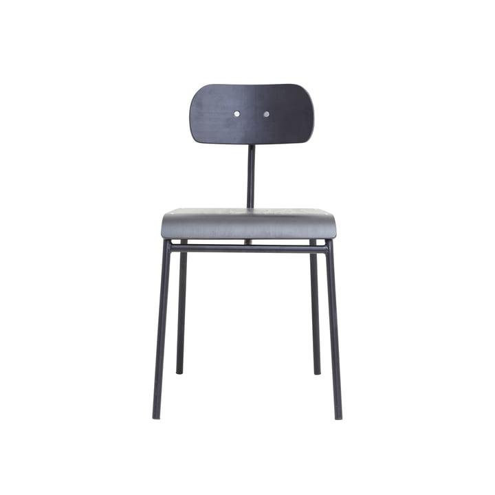 School Stuhl, schwarz von House Doctor