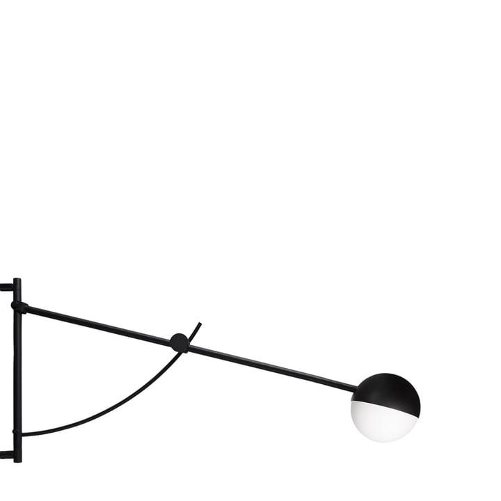 Balancer Wandleuchte von Northern in schwarz