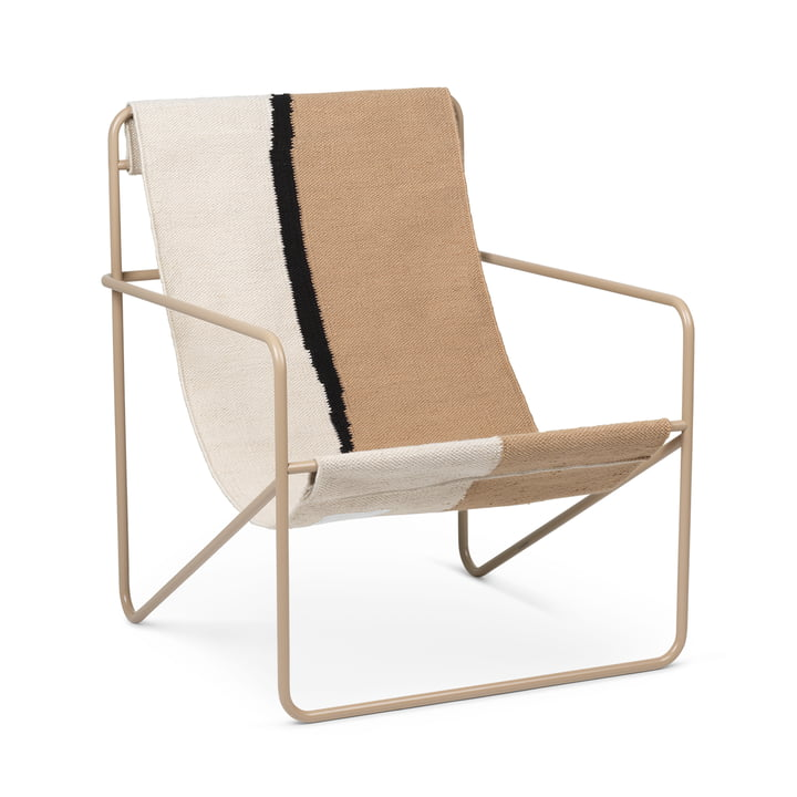 Desert Chair, cashmere / soil von ferm Living