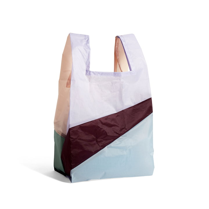 Six-Colour Bag M, 27 x 55 cm, No. 2 von Hay