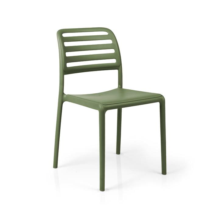 Costa Bistrot Stuhl, agave von Nardi