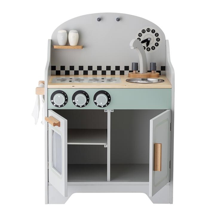 Kinder Spielküche von Bloomingville in grau