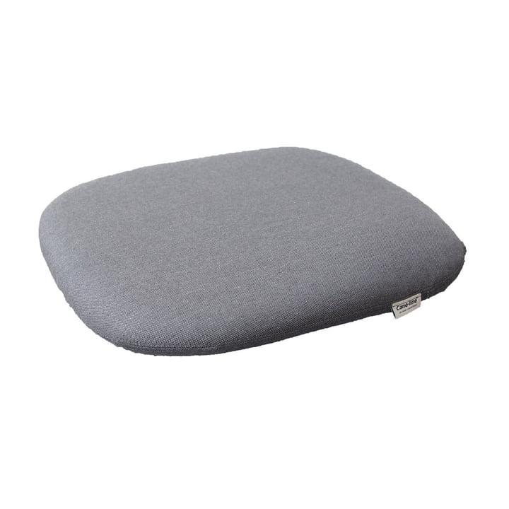 Sitzauflage für Peacock Sessel, grau von Cane-line