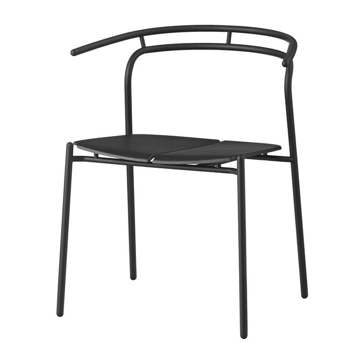 Novo Stuhl von AYTM in schwarz