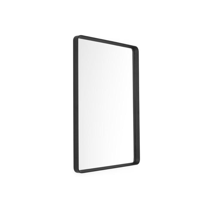 Norm Wandspiegel, schwarz von Menu