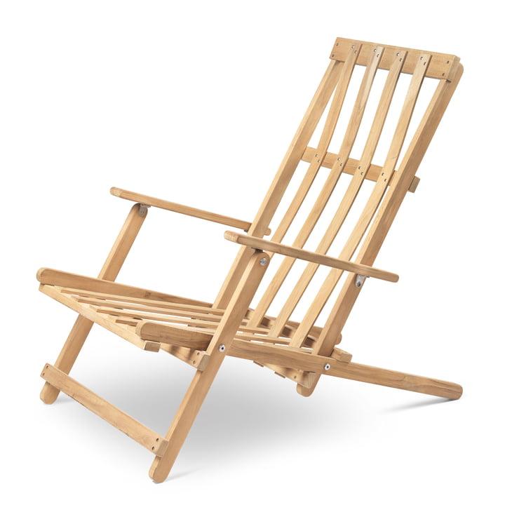 BM5568 Liegestuhl von Carl Hansen
