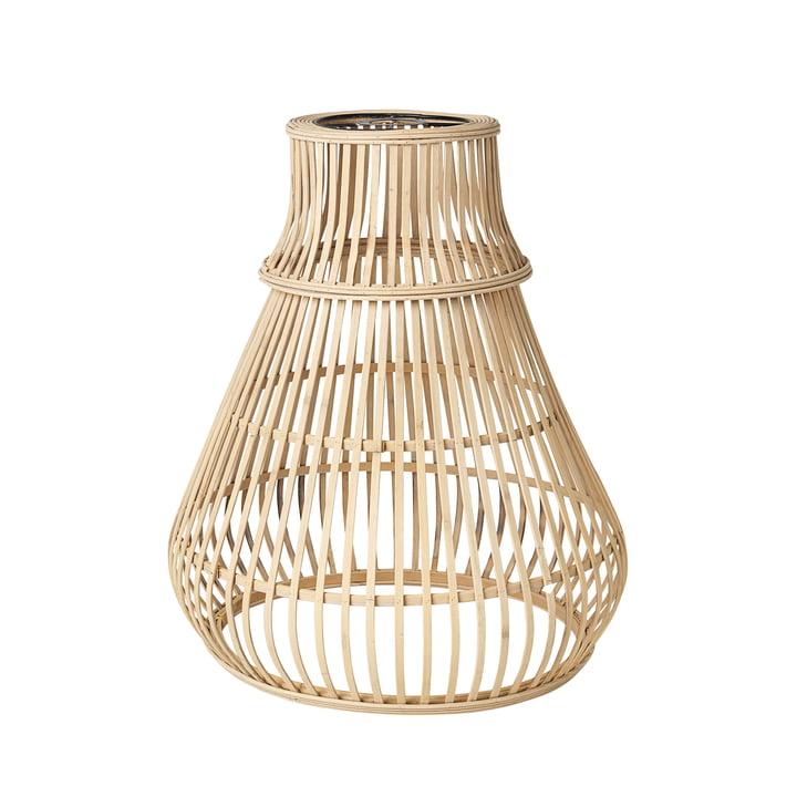 Zamba Bambus-Lampenschirm, Ø 40 x H 46,5 cm, natur von Broste Copenhagen