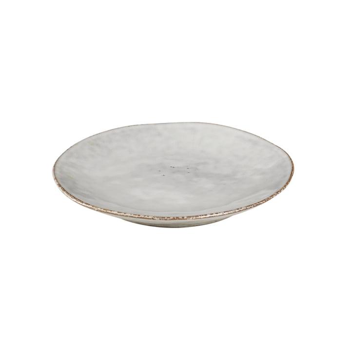 Nordic Teller, Ø 15 x H 2 cm, sand von Broste Copenhagen