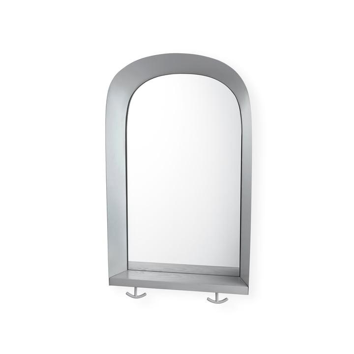 Portal Wandspiegel von Nofred in grau