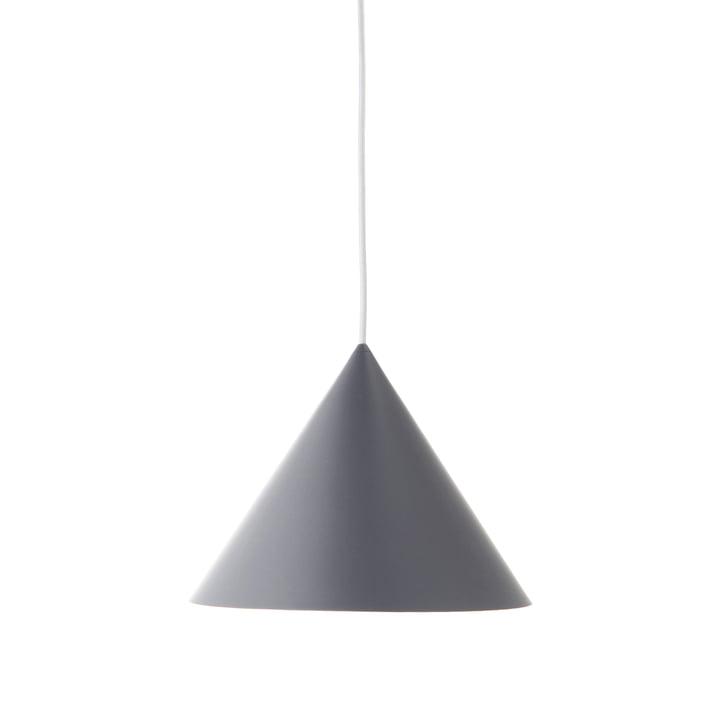 Benjamin Pendelleuchte Ø 30 cm, grau matt von Frandsen