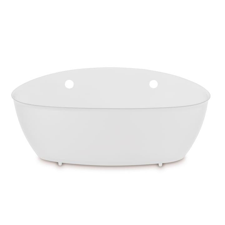 Splash Badutensilo von Koziol in cotton white