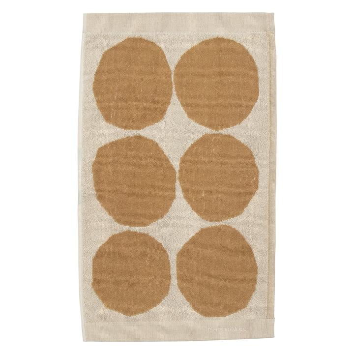 Kivet Gästehandtuch 30 x 50 cm von Marimekko in baumwollweiss / beige
