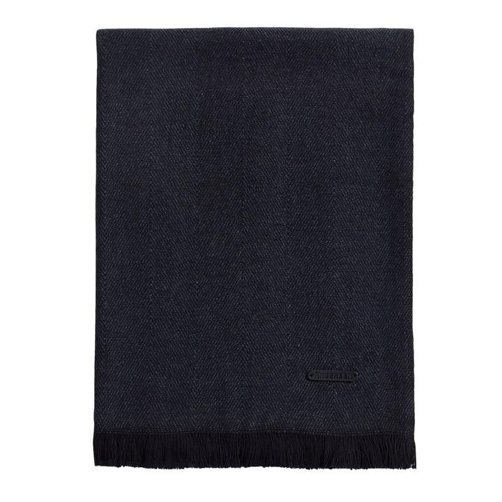 Twill Weave Decke 130 x 180 cm von Andersen Furniture in blau