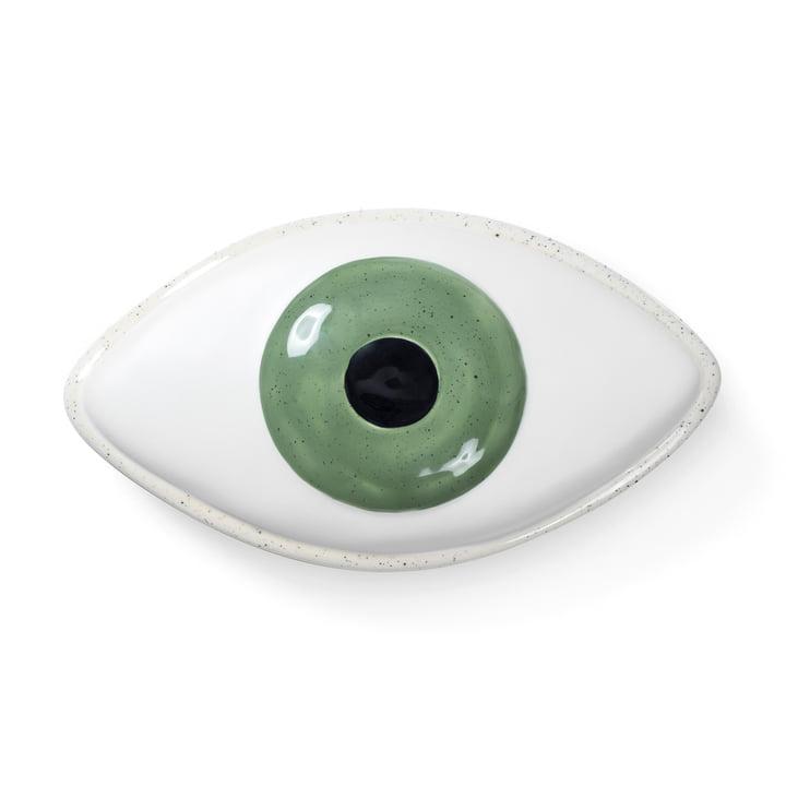 Organs Eye Aufbewahrungsbox, grün von Doiy