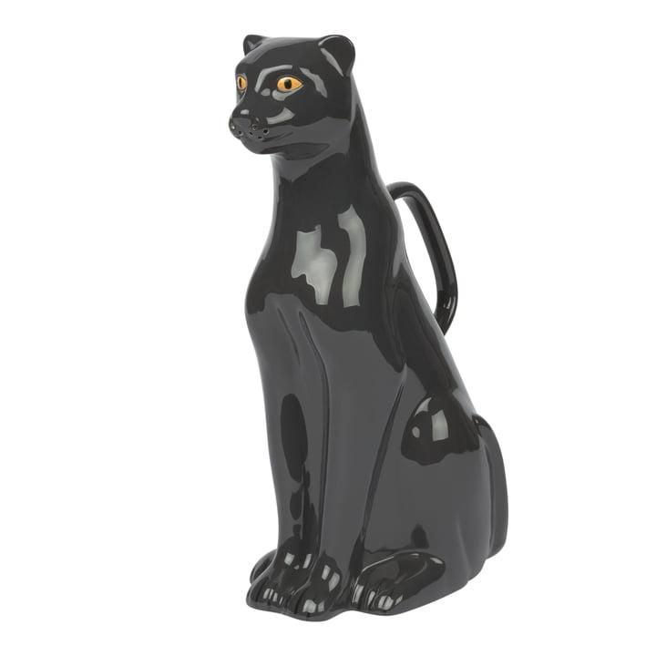 Urban Jungle Panther Giesskanne, schwarz von Doiy