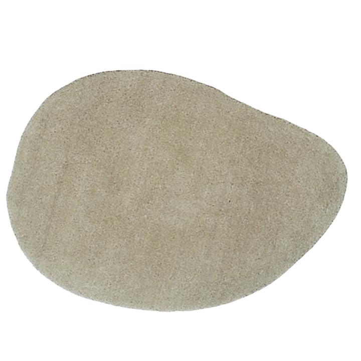 Stone-wool Teppich von nanimarquina in Stone 1