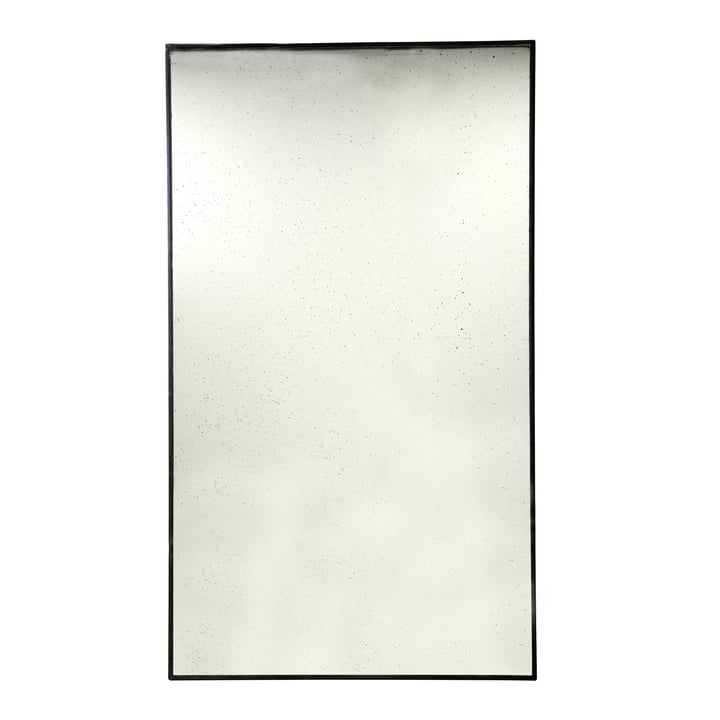 Bodenspiegel, 175 x 100 cm, schwarz von HKliving