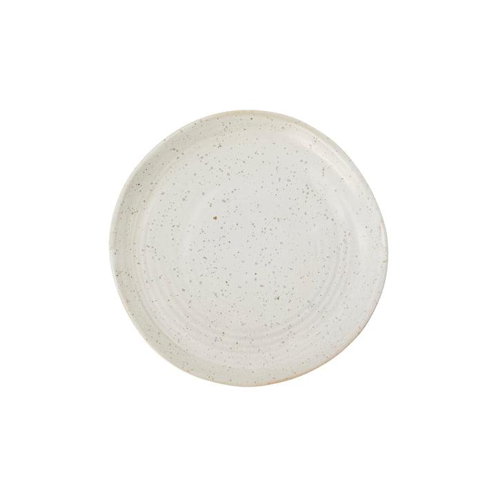Kuchenteller Pion, Ø 16,5 cm, grau / weiss von House Doctor