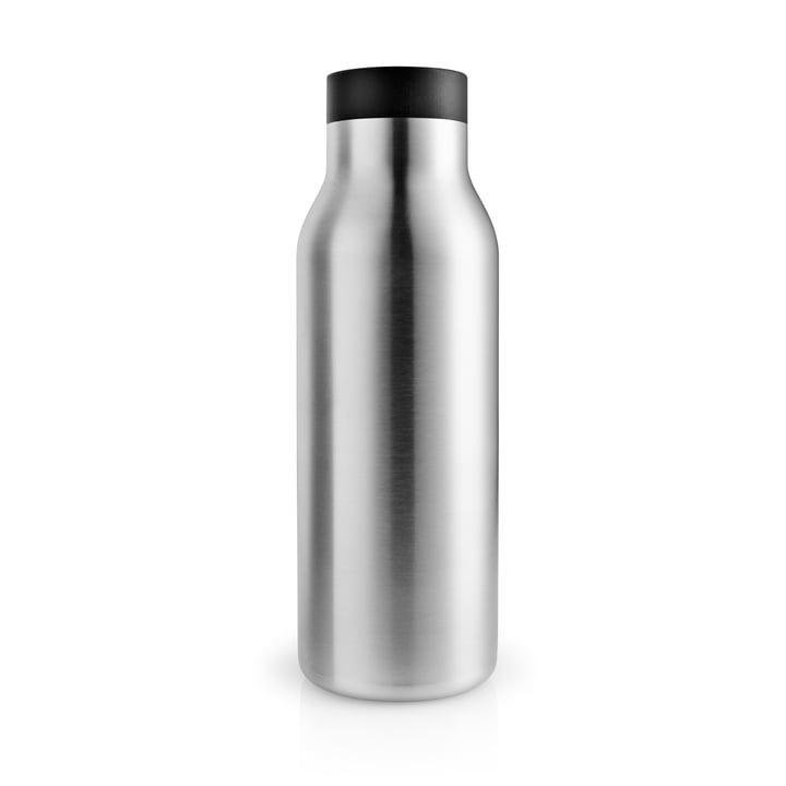 Die Urban Thermosflasche 0.5 l, Edelstahl / schwarz von Eva Solo