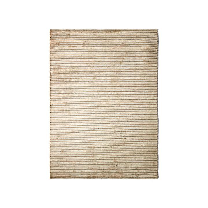 Der Houkime Teppich 170 x 240 cm, beige von Menu