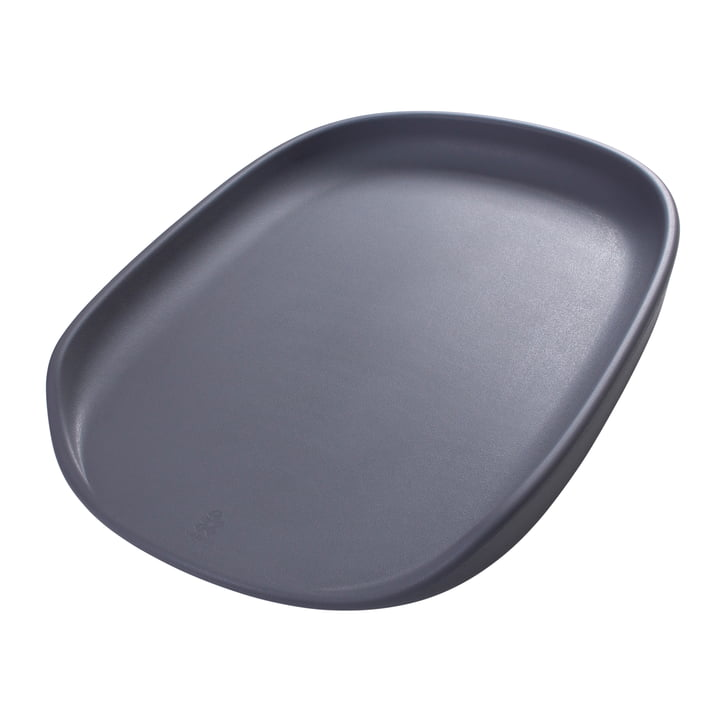 Die Pusle Pure Wickelmatte von Sebra in dew grey