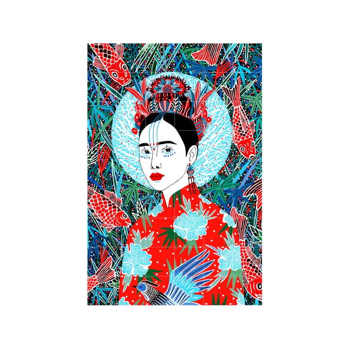 Das Japan Wandbild von IXXI, 120 x 180 cm