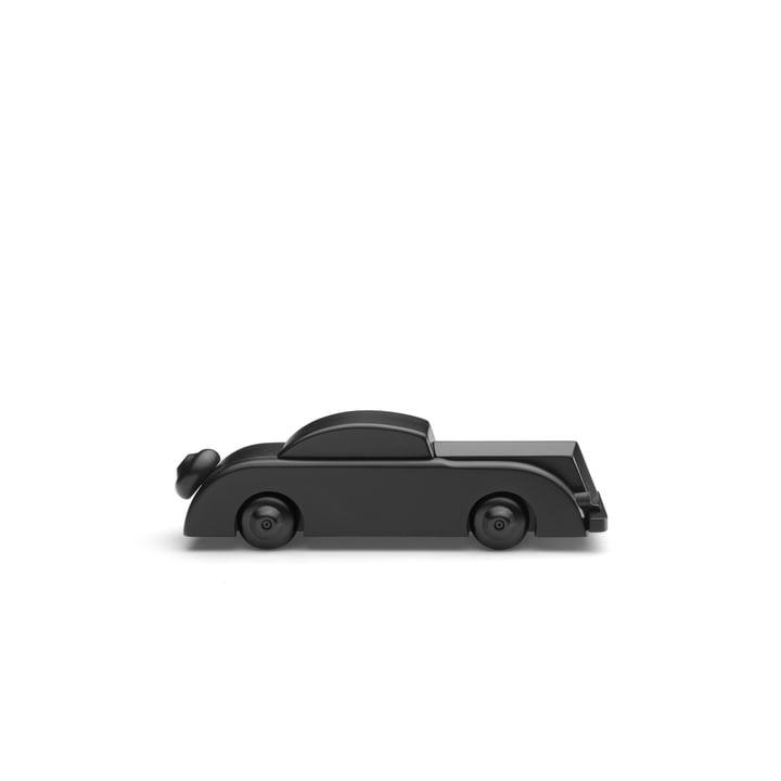 Limousine Holzfigur klein, schwarz von Kay Bojesen
