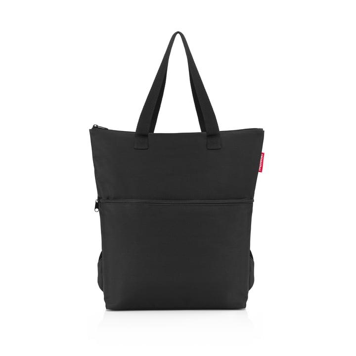Der cooler backpack von reisenthel in schwarz