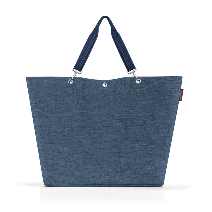 Der Shopper XL von reisenthel in twist blue