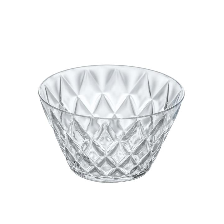 Die CRYSTAL S Portionsschale von Koziol, 0.5 l, crystal clear