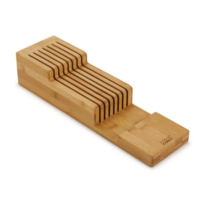 Der DrawerStore Bamboo Messer-Ordnungshelfer von Joseph Joseph