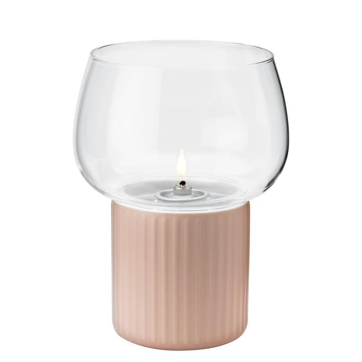 Das Hygge Windlicht von Rig-Tig by Stelton, rosa