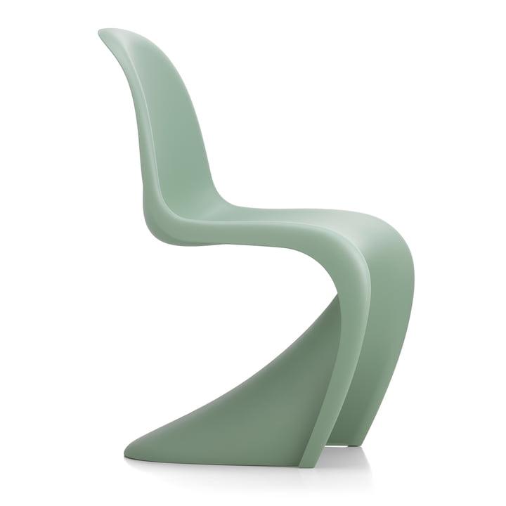 Panton Chair, soft mint (neue Höhe) von Vitra