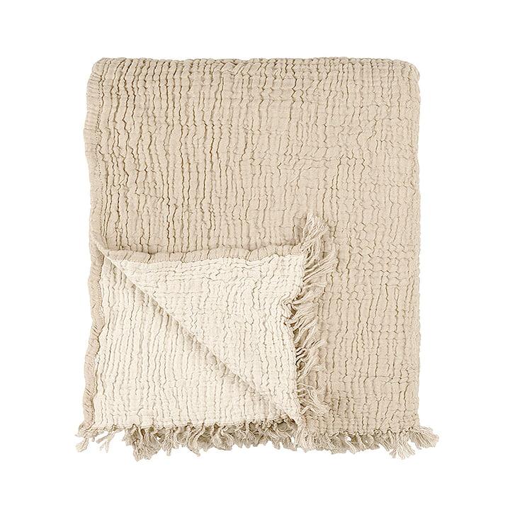 Die Cocoon Decke von Collection, beige