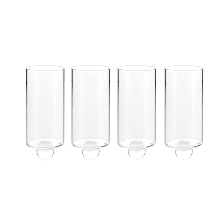 Vasen für Stumpastaken, 4er-Set von Born in Sweden