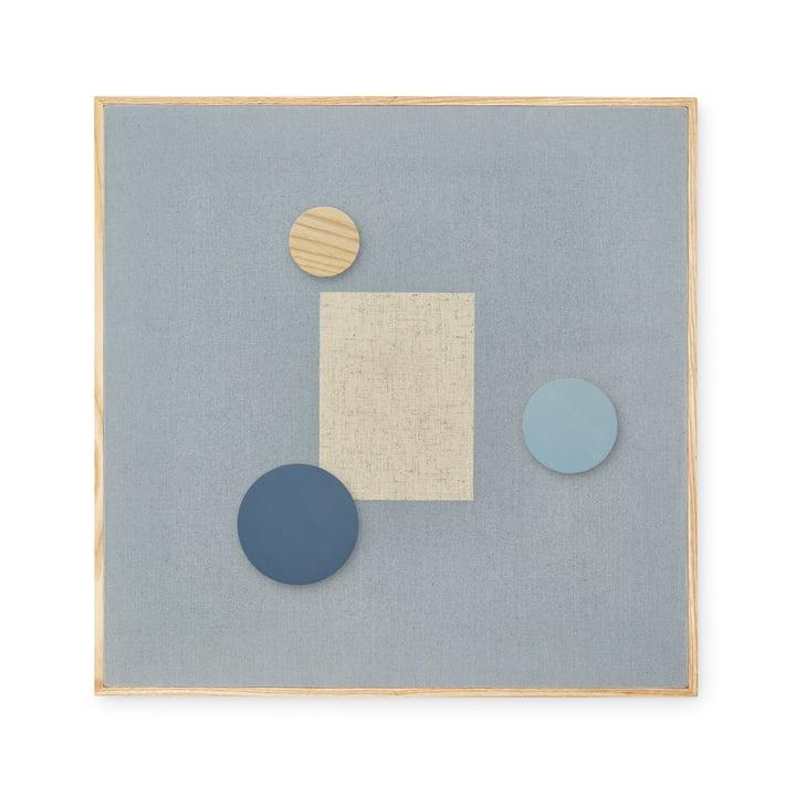 Die Pinnwand von Nofred, blau