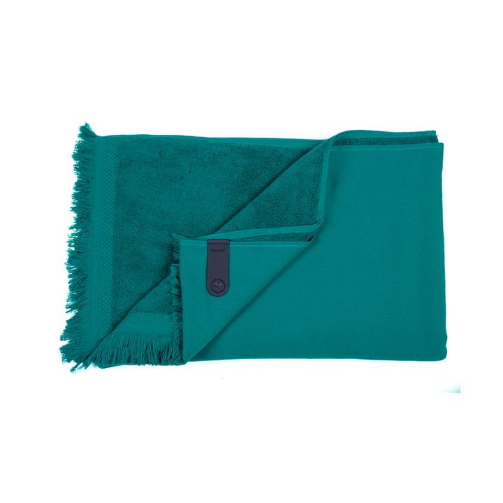 Das Fouta Handtuch von Fermob, 100 x 200 cm, jadegrün
