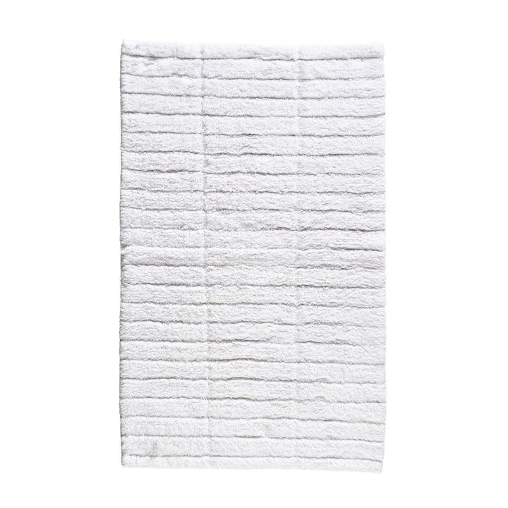 Die Soft Tiles Badezimmermatte von Zone Denmark, 50 x 80 cm, weiss