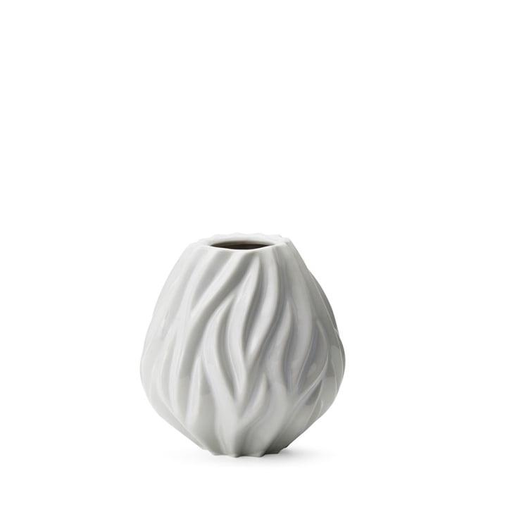 Flame Vase von Morsø H 15 cm in weiss