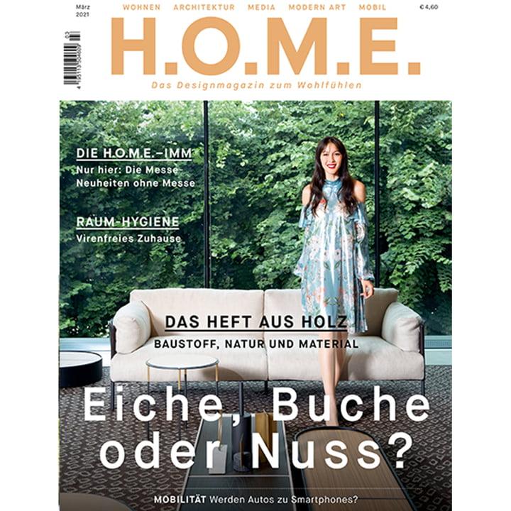 H.O.M.E. Designmagazin - März 2021