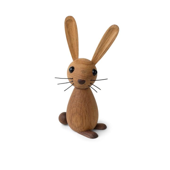 Jumper Hase Holzfigur von Spring Copenhagen