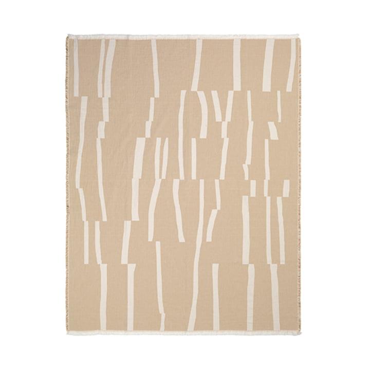 Lyme Grass Decke 130 x 180 cm von Elvang in beige
