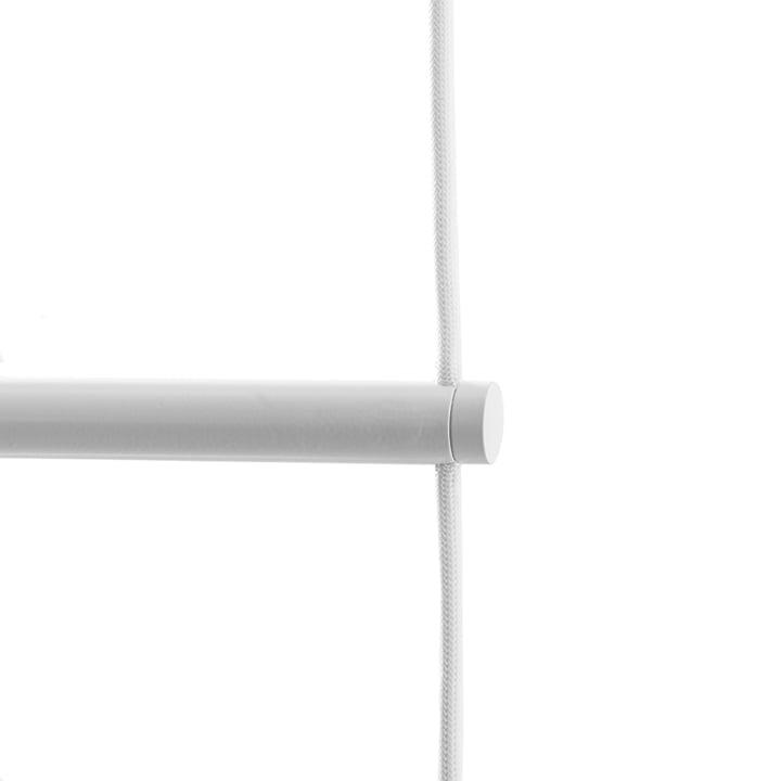 Die Wardrope Garderobenstange von Depot4Design, 57 cm, weiss