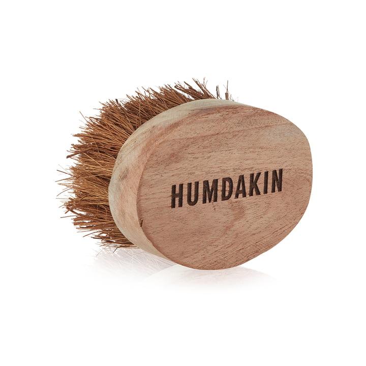 Die Bürste aus Bambus von Humdakin ist nachhaltig