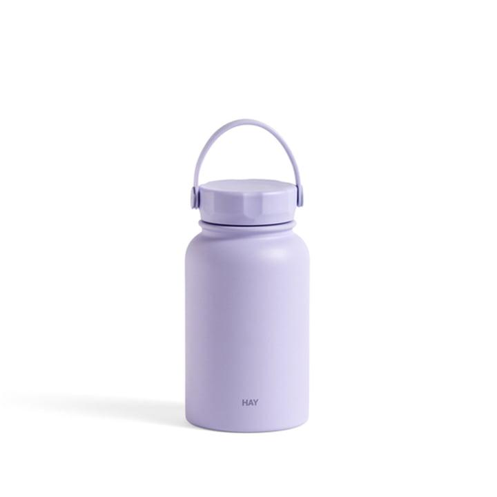 Mono Thermo Behälter 0,6 l von Hay in der Farbe lavendel