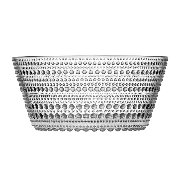 Kastehelmi Schale 1,4 l von Iittala in klar