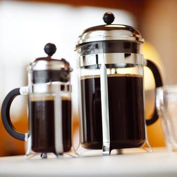 Chambord Kaffeebereiter in Klein & Groß